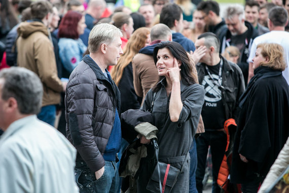Luko Balandžio / 15min nuotr./Renata Mikailionytė