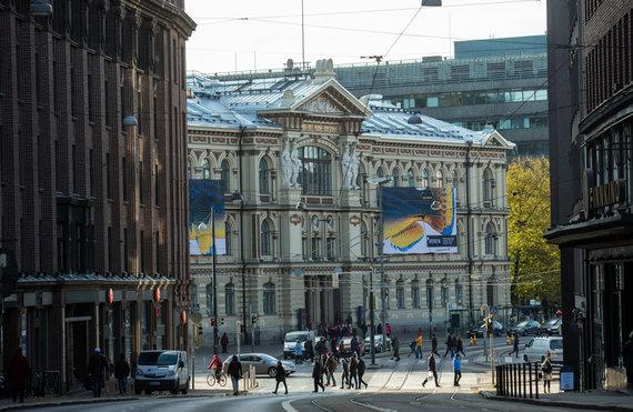 Luko Balandžio / 15min nuotr./Rudenėjantis Helsinkis