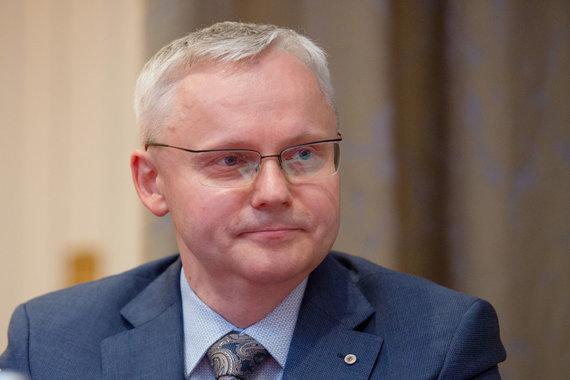 Luko Balandžio / 15min nuotr./Vytautas Mizaras
