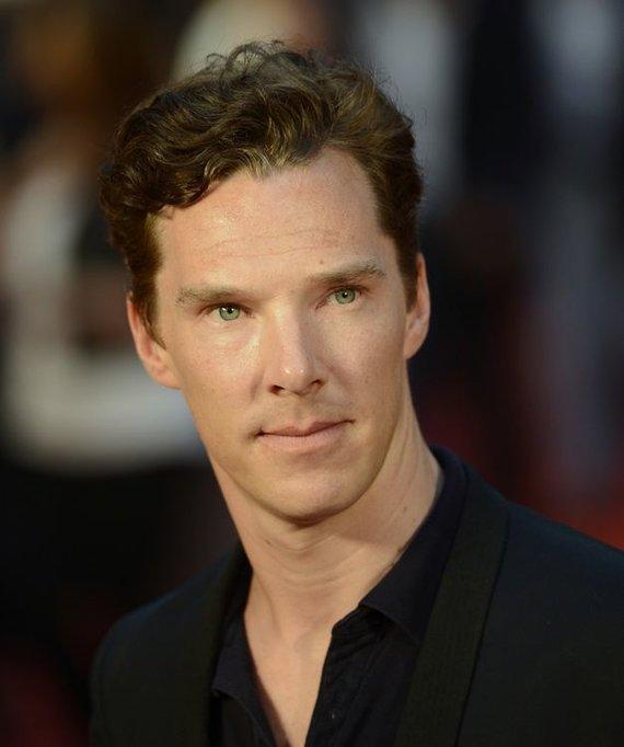 """Scanpix"" nuotr./Benedictas Cumberbatchas"