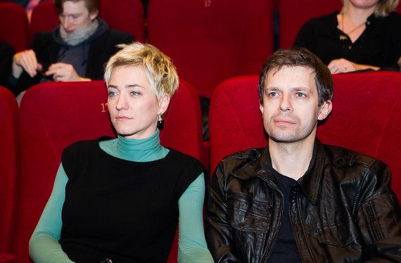 Viganto Ovadnevo/Žmonės.lt nuotr./Rasa ir Andrius Tapinai