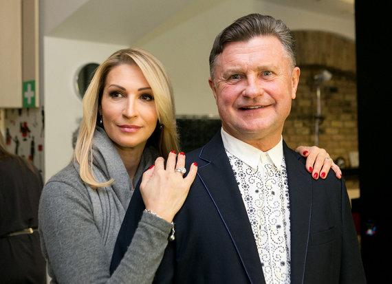 Gretos Skaraitienės/Žmonės.lt nuotr./Daina ir Antanas Bosai