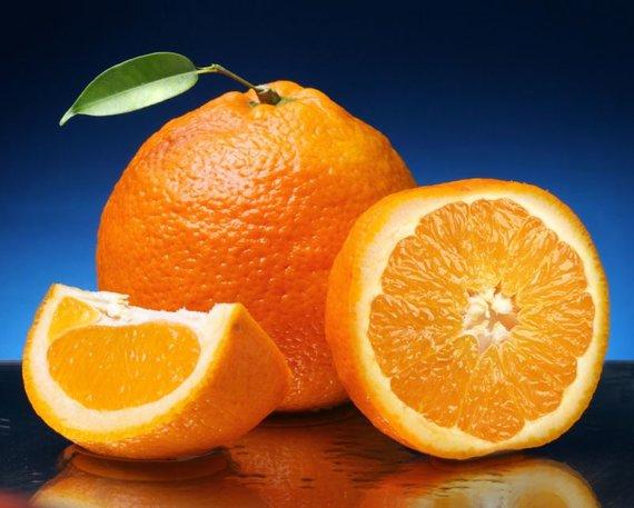 Shutterstock nuotr./Apelsinai