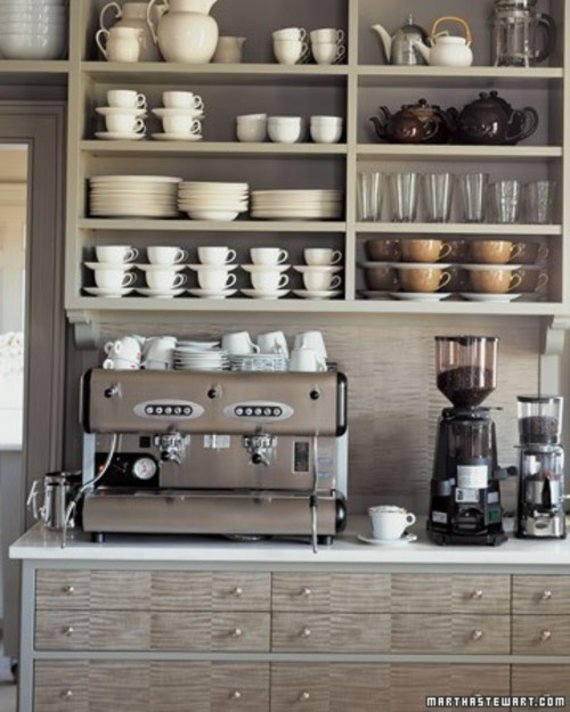 Kavos baras namuose