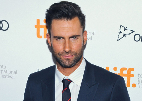 "Scanpix nuotr. / Grupės ""Maroon 5"" vokalistas Adamas Levine'as"