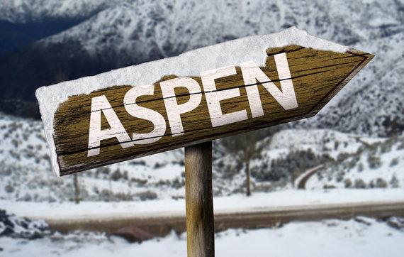 Shutterstock nuotr. / Aspeno slidinėjimo kurortas Kolorado valstijoje.