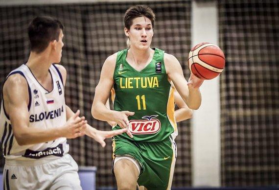 FIBA nuotr./Ąžuolas Tubelis