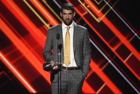"""Reuters""/""Scanpix"" nuotr./Michaelas Phelpsas"