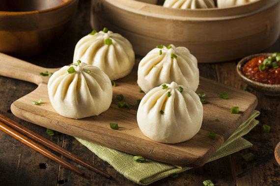 Shutterstock.com nuotr./Baozi bandelės