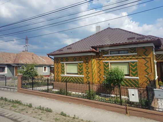 Tomo Pavliukevičiaus nuotr./Rumunija