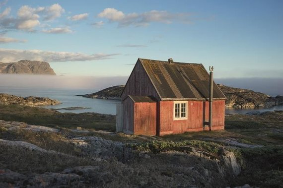Jens Fog Jensen nuotr./Aasivissuit, Grenlandija