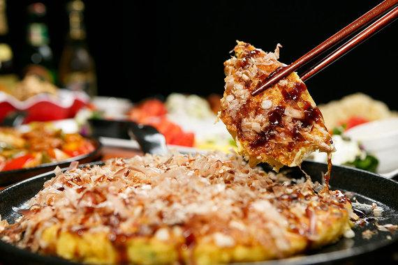 Shutterstock.com nuotr./Okonomiyaki