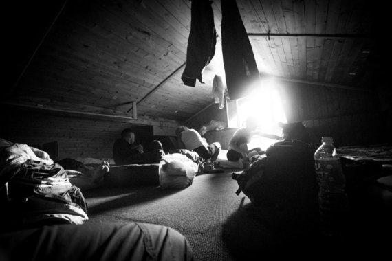 N.Motiejūno nuotr./Zamkovskeho namelis – nakvynės vieta