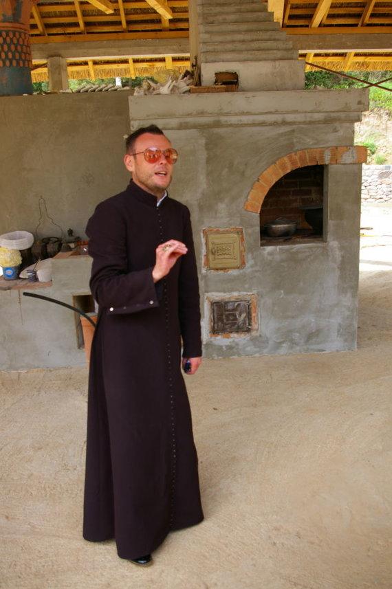 Asm.archyvo nuotr./Pasaulio taikos vyskupas
