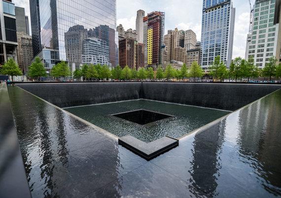123rf.com nuotr./Nacionalinis Rugsėjo 11-osios memorialas ir muziejus