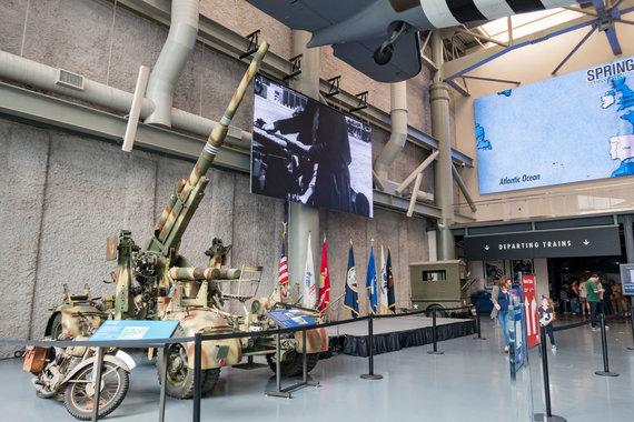 123rf.com nuotr./Nacionalinis Antrojo pasaulinio karo muziejus
