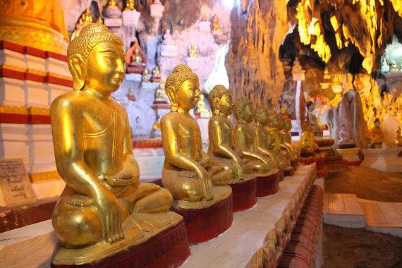 Shutterstock.com nuotr./Budos statulėles
