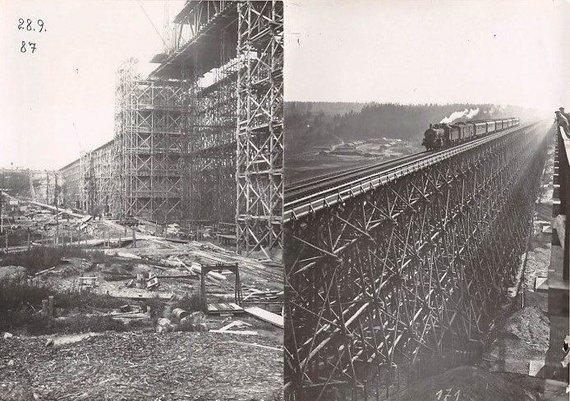 Medinis Lyduvėnų tiltas