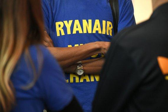 "AFP/""Scanpix"" nuotr./""Ryanair"""