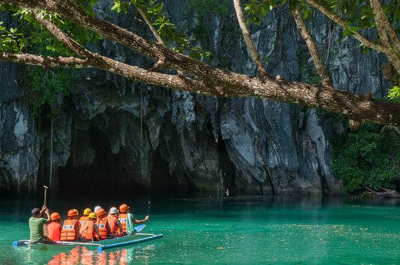 Shutterstock.com nuotr./Puerto Princesa, Filipinai