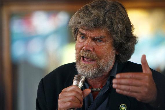 """Scanpix""/AP nuotr./Reinholdas Messneris"