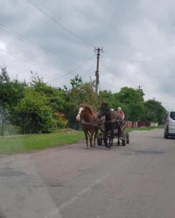 Kelias Ukrainoje, Andriaus nuotr.