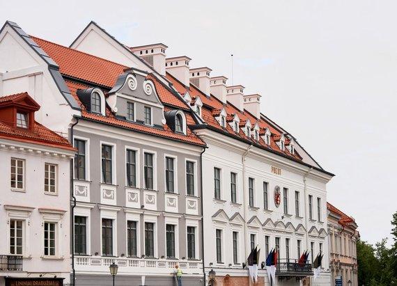 Pacų viešbučio nuotr./Pacų viešbutis
