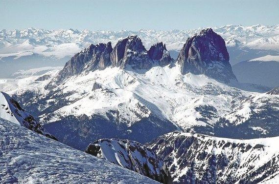 """""""Tez Tour"""" nuotr./Dolomiti di Brenta, Italija"""