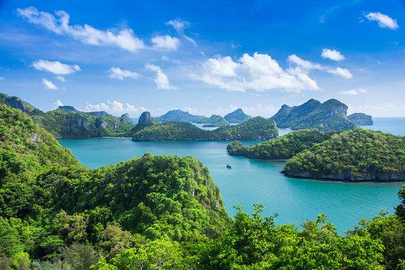 Shutterstock.com nuotr./Angthongo nacionalinis parkas