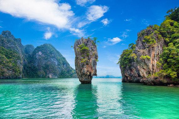 Shutterstock.com nuotr./Phang Nga įlankos nacionalinis parkas