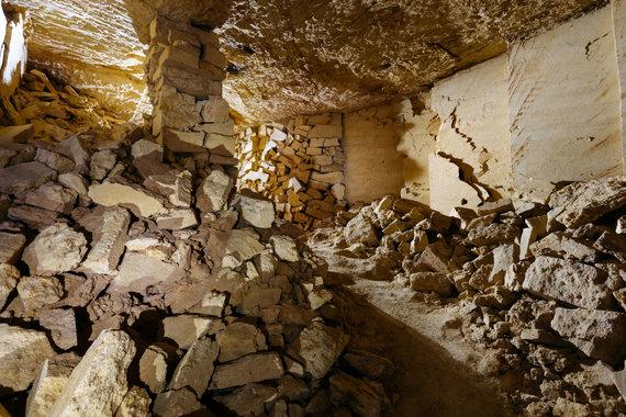 123rf.com nuotr./Odesos katakombos