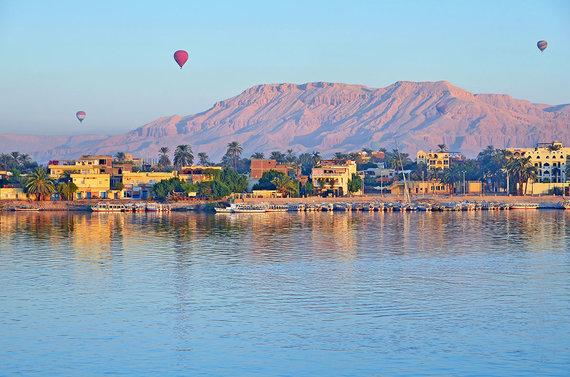 Shutterstock.com nuotr./Luksoras, Egiptas