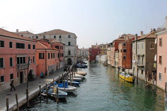D.Loher nuotr./Palei Vena kanalą (Canal Vena)