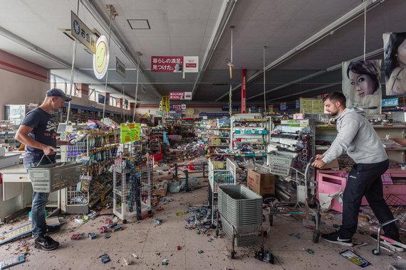 """""""Scanpix""""/""""Caters News Agency"""" nuotr./B.Thissenui didžiausią įspūdi palikusios vietos pasaulyje"""