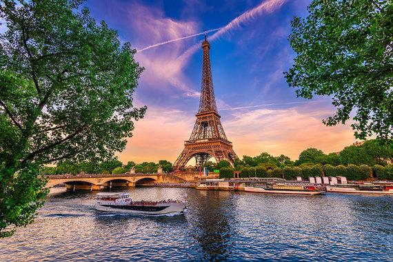 Shutterstock.com nuotr./Paryžius