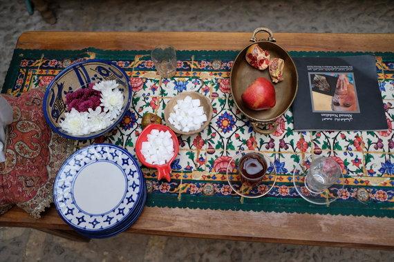 Ievos Bašarovienės nuotr./Zoroastrų namai