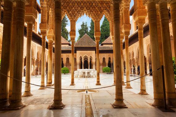 123rf.com nuotr./Granada, Ispanija
