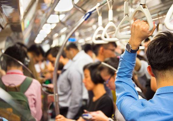 Shutterstock.com nuotr./Viešasis transportas