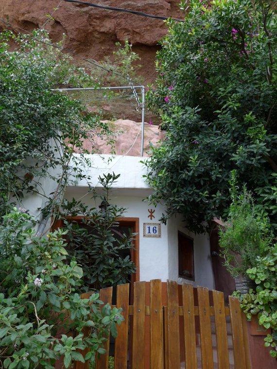 D.Loher nuotr./Barranco de Guayadeque slėnis