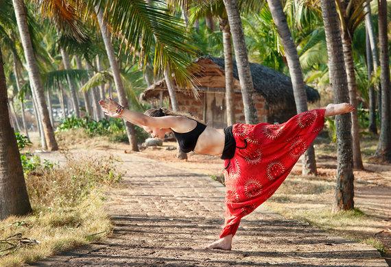 Shutterstock.com nuotr./Sveikatingumo kelionės, Indija