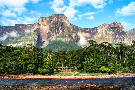 Shutterstock.com nuotr./Kanaima, Venesuela