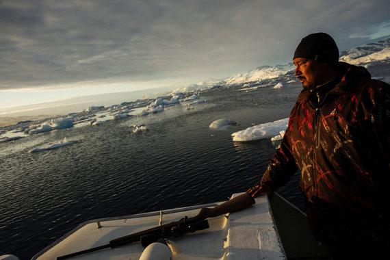 """""""Reuters""""/""""Scanpix"""" nuotr./Grenlandijos gyventojų kasdienybė"""