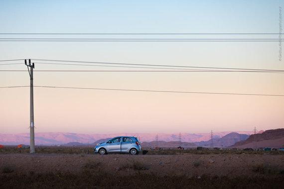 Nuomotas automobilis (nuotr. Giedriaus Akelio, spot-on.lt )