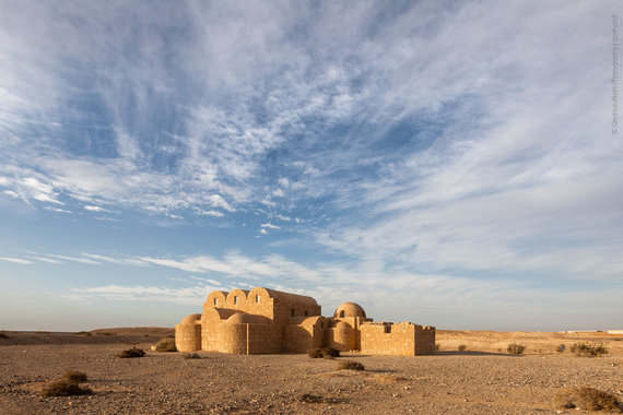 Qasr Amra pilis (nuotr. Giedriaus Akelio, spot-on.lt )