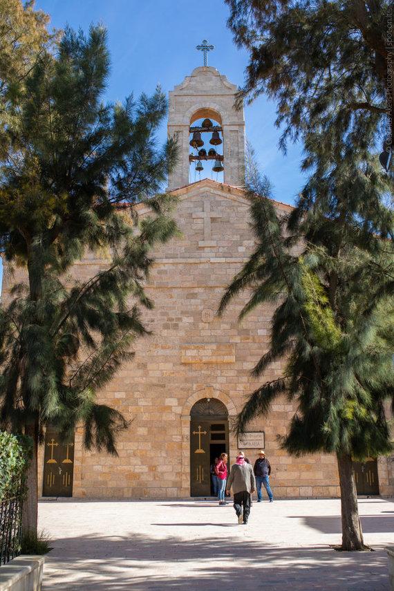 Madaboje esanti graikų ortodoksų bažnyčia (nuotr. Giedriaus Akelio, spot-on.lt )