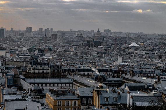 B.Mozyro nuotr./Paryžius