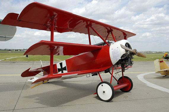 """Wikimedia Commons"" nuotr./Lėktuvo replika"