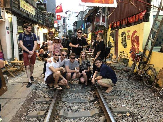 Kelionė Vietname