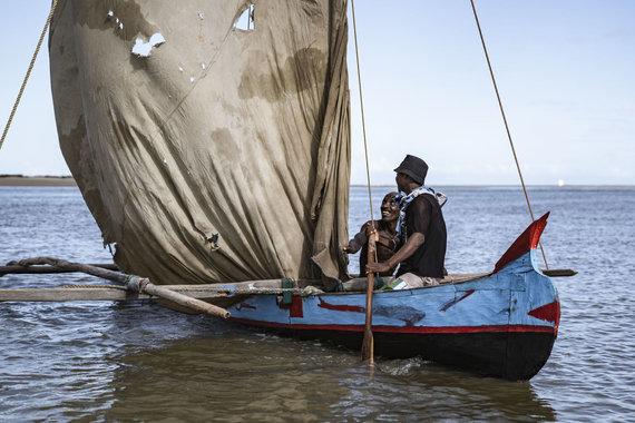 Egidijaus Pudžiuvelio nuotr./Gyvenimas Madagaskare