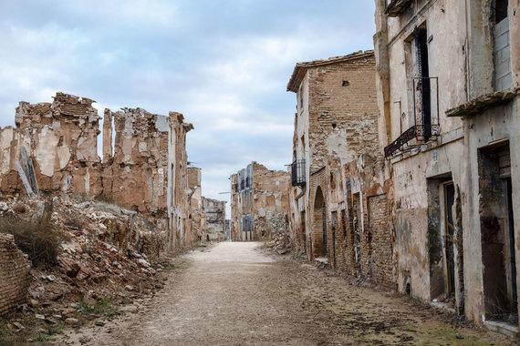 123rf.com nuotr./Belčitė Ispanijoje
